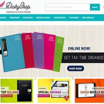 Diary Shop