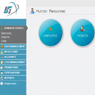 Human Resource CRM