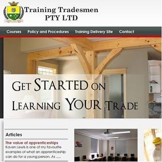 Training Tradesmen PTY LTD