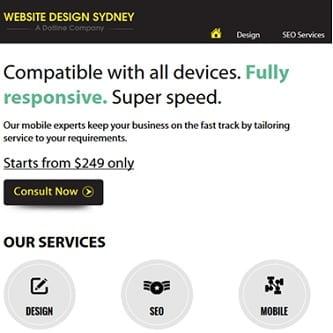 Website Design Sydney