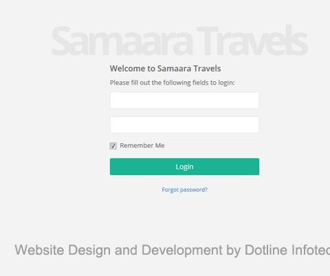 Samara Travel CRM