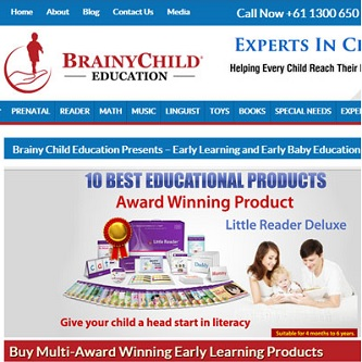 Brainy Child Education