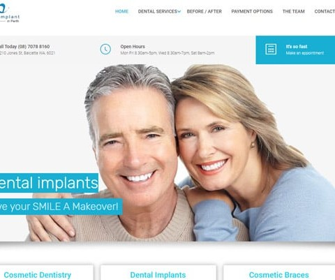 Dental Implant in Perth